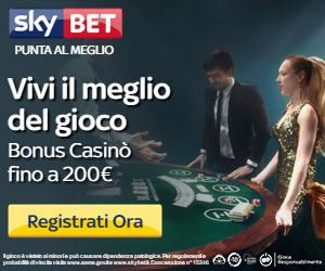Nuovi casino con bonus gratis